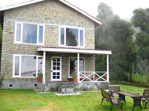 dalhousie retreat cottage