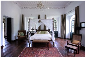 siolim house bedroom