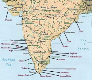 south-india-map-spots