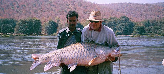 salmon fishing in india
